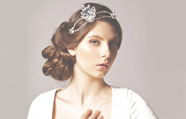 花嫁に人気の髪飾りをフォトウェディングを中心にご紹介!11