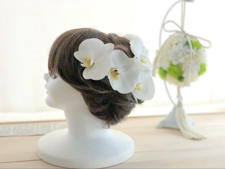 花嫁に人気の髪飾りをフォトウェディングを中心にご紹介!5