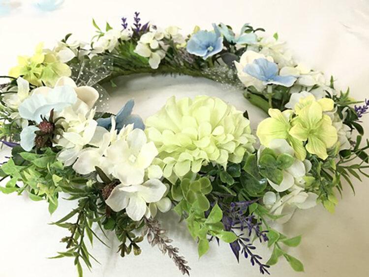 花嫁に人気の髪飾りをフォトウェディングを中心にご紹介!9