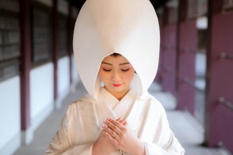花嫁に人気の髪飾りをフォトウェディングを中心にご紹介!19