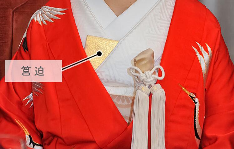フォトウェディングの白無垢の違いは?色味・生地・織り方・柄から選ぶ24
