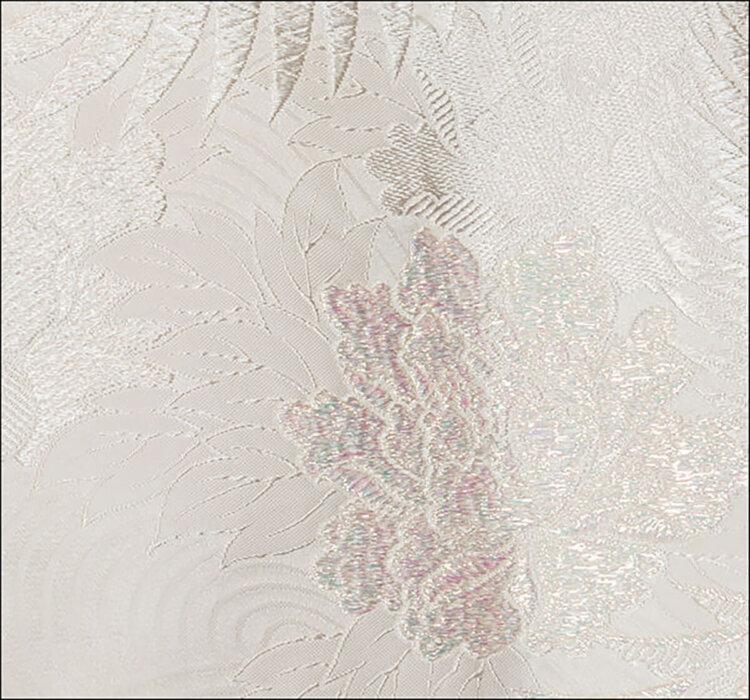 フォトウェディングの白無垢の違いは?色味・生地・織り方・柄から選ぶ16
