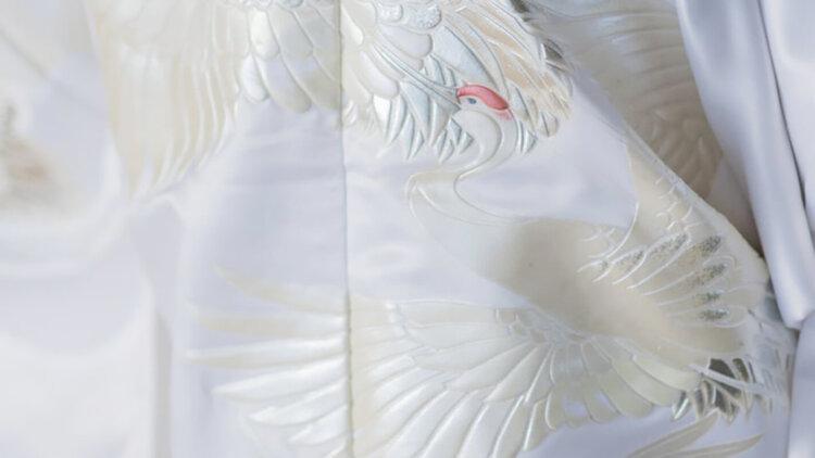 フォトウェディングの白無垢の違いは?色味・生地・織り方・柄から選ぶ11