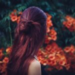 成人式写真の髪色は振袖の色から選ぶ!青赤緑白の振袖におすすめの髪色とは