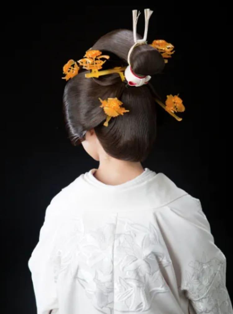 和装×花嫁のフォトウェディングの髪飾りは?白無垢・色打掛に人気の髪飾りを紹介10
