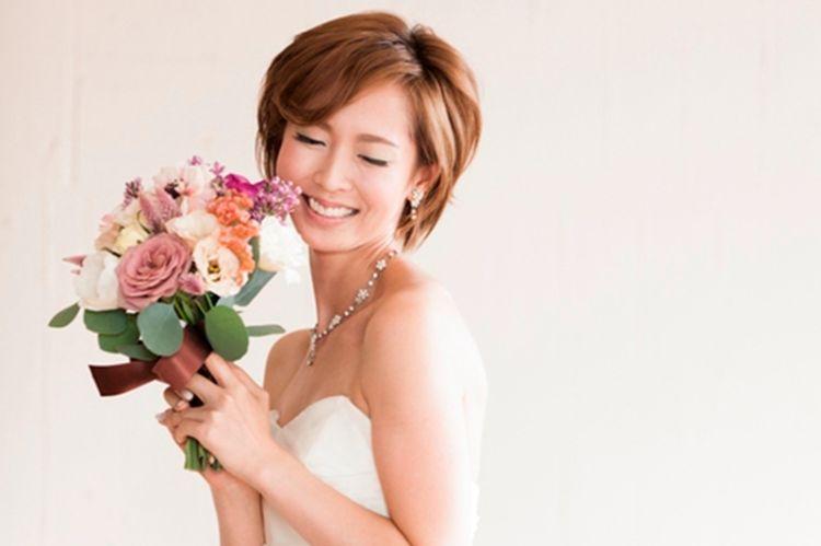ショートの花嫁の髪型は?フォトウェディングで人気の髪型まとめ4