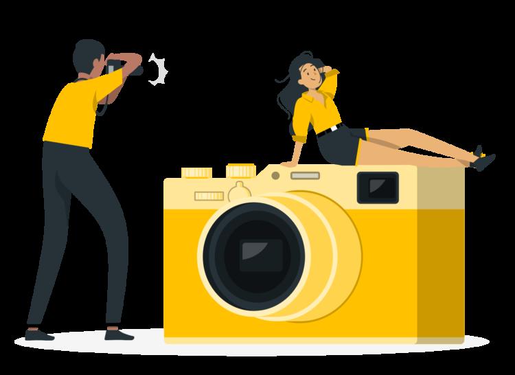 自分を売り込む宣材写真の注意点を解説!売れる宣材写真にするには5