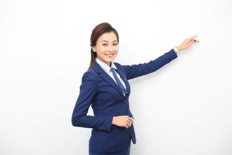 印象を変える服装とは?ビジネスプロフィール写真の服装を男女別紹介13