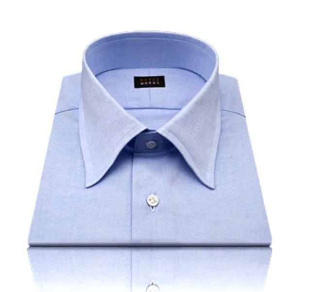 フォトウェディングのワイシャツ 襟の形・色・柄・ブランド・袖口から選ぶ16