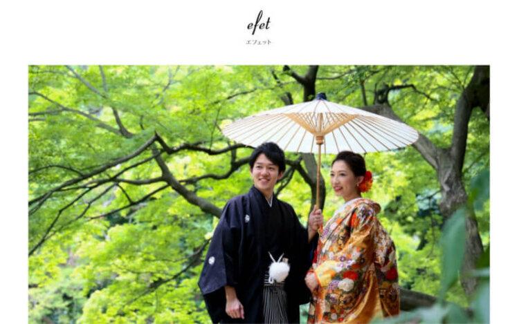 銀座や東京でフォトウェディング・前撮りにおすすめの写真スタジオ10選5