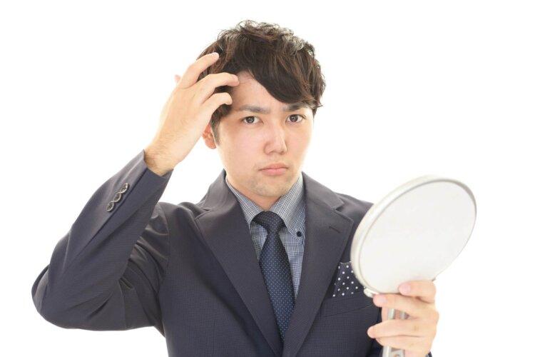 婚活男性必見!お見合い写真におすすめ前髪を女性の好感度が高いセット方法と共に紹介4