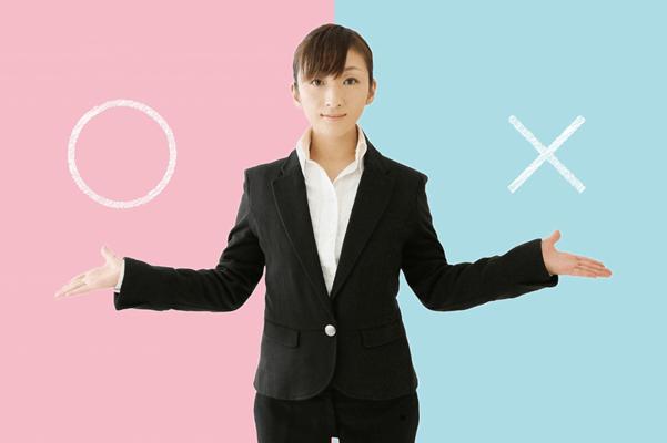 卒業写真に女性がスーツはNG?写真撮影に適したスーツを紹介2