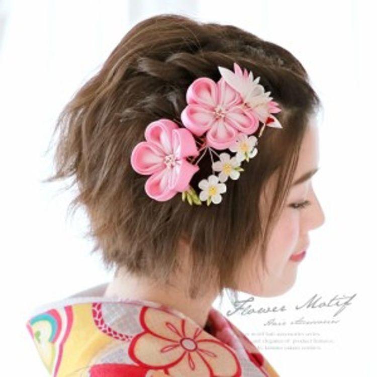 ショートの花嫁の髪型は?フォトウェディングで人気の髪型まとめ17
