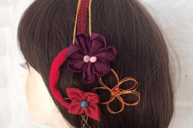 """成人式写真でショートはだめ?振袖×ショートの髪飾りと簡単アレンジを紹介_9"""" width="""