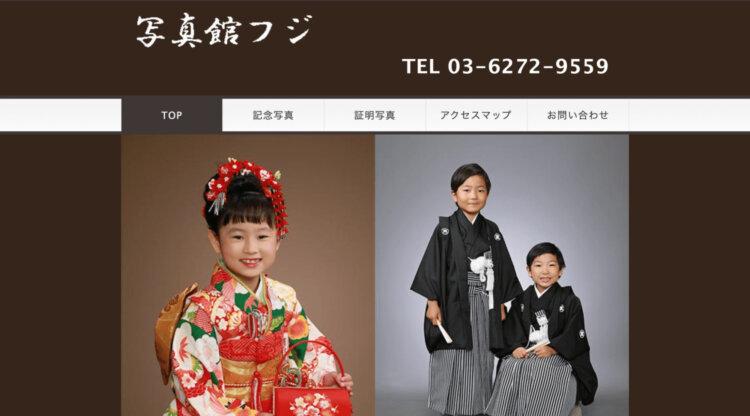 銀座・東京エリアでおすすめの七五三写真が撮影できる写真スタジオ11選4
