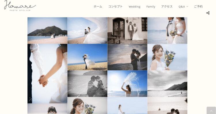 岡山県でフォトウェディング・前撮りにおすすめの写真スタジオ11選6