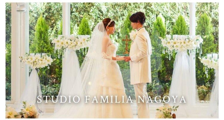 名古屋の栄でおすすめのフォトウェディング写真が撮影できる写真スタジオ11選8